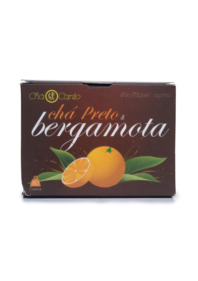 Chá Preto Pekoe & Bergamota 80 gr