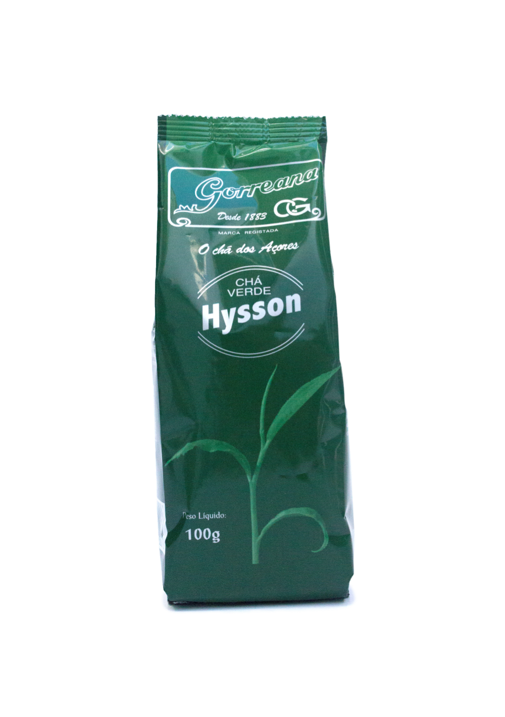 Hysson Green Tea (loose leaf)