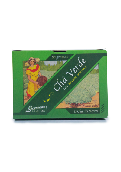 """Chá Verde """"Encosta de Bruma"""""""