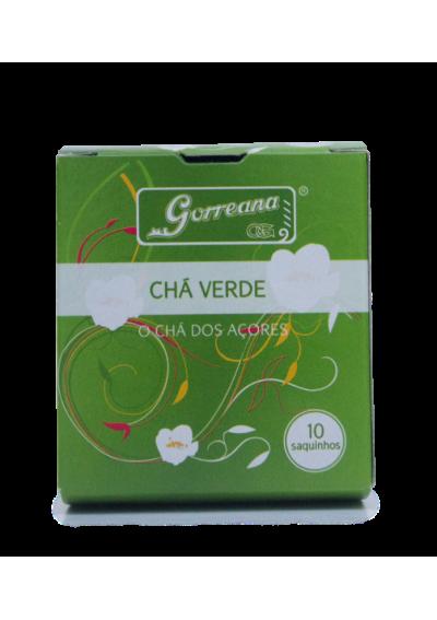 Saquetas de Chá Verde Hysson 10 X 2 gr