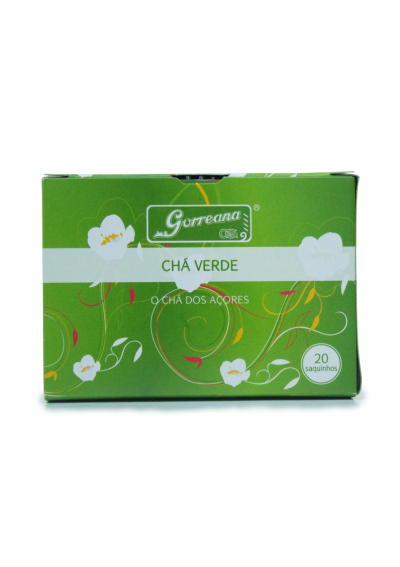 Hysson Green Tea bags 20 X 2gr