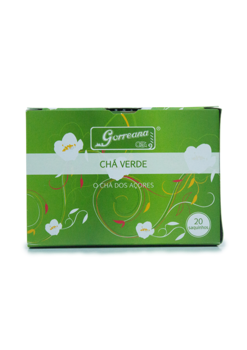 Saquetas de Chá Verde Hysson 20 X 2gr