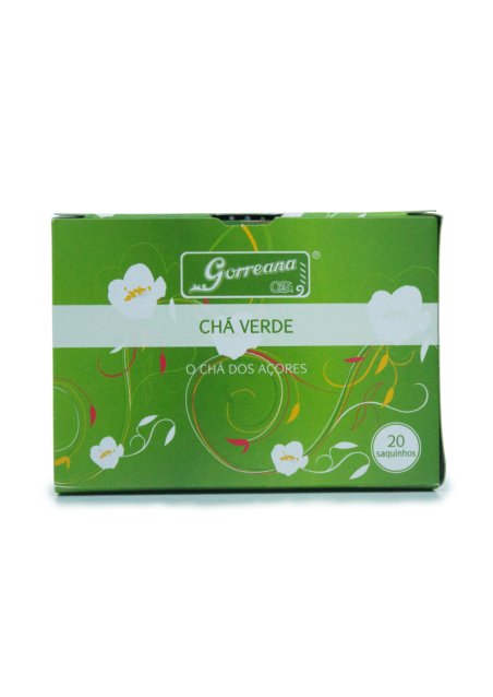 Hysson Green Tea bags 20 X 2g (temporarily unavailable)