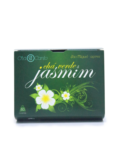 Green Tea Hysson & Jasmine - Loose Leaf 80g