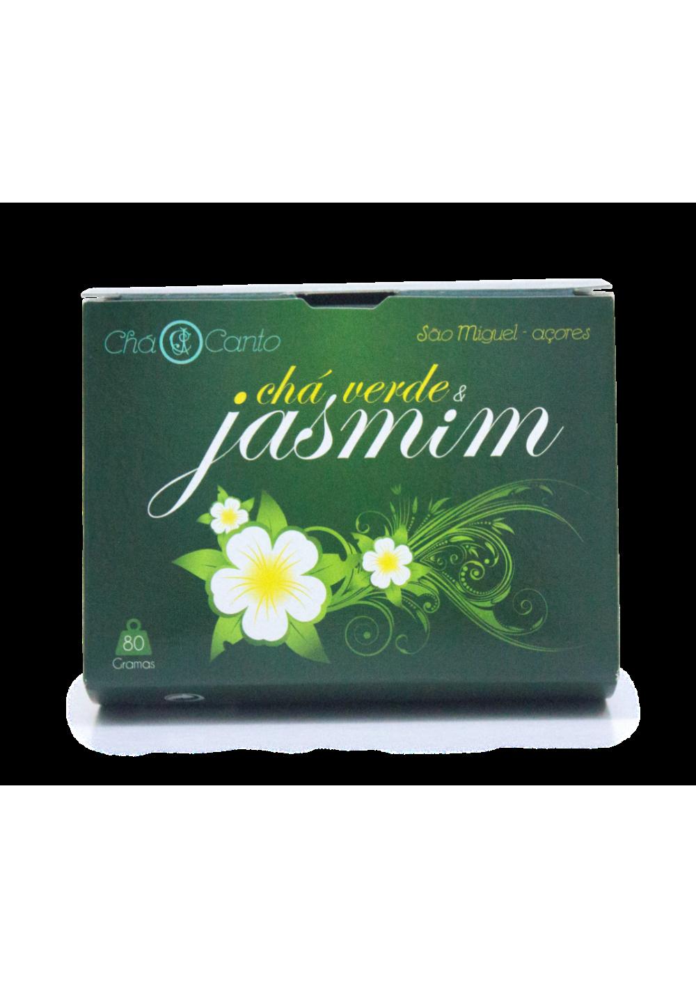 Chá Verde Hysson & Jasmim 80gr