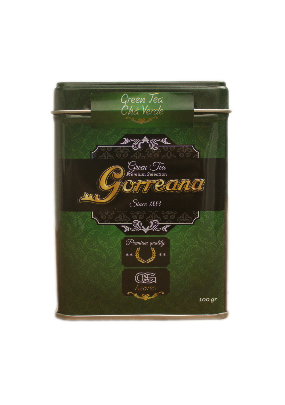Green Tea Gorreana premium 100g