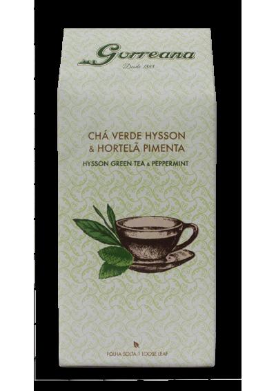 Hysson & Hortelã Pimenta (folha solta) 80gr