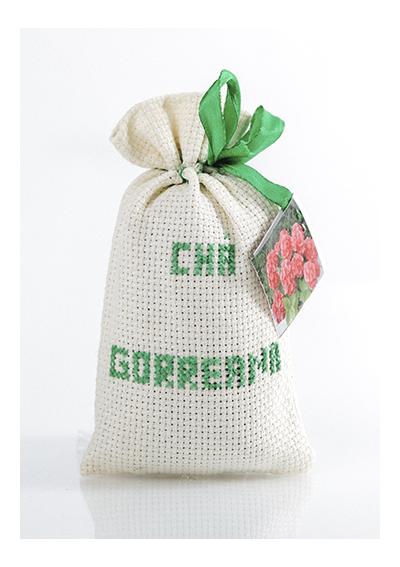 Saquetas de chá verde Hysson