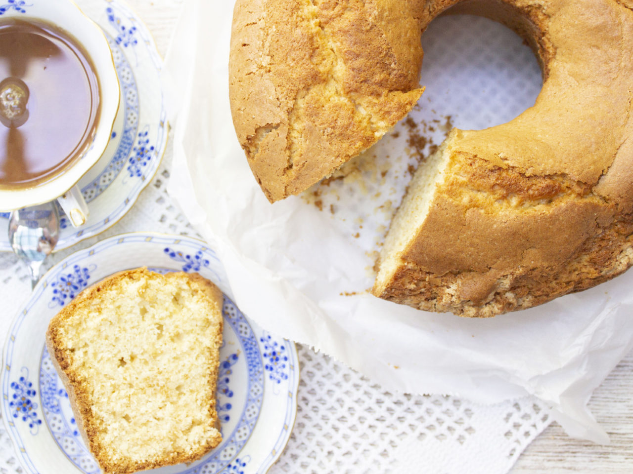 7 Cakes that go very well with tea