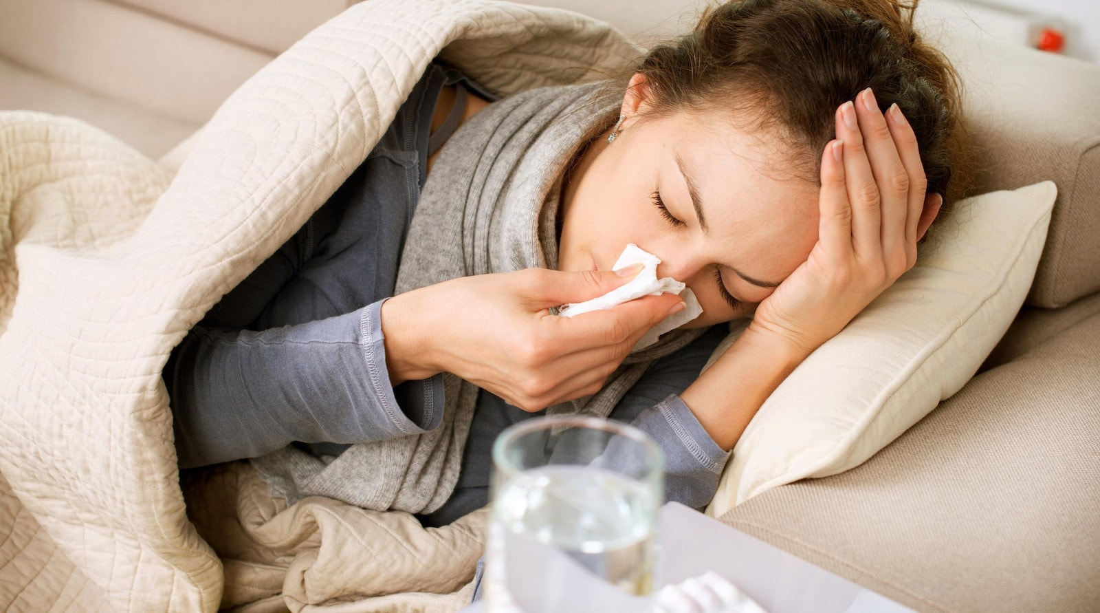 Assists in the treatment of flu, bronchitis and pneumonia